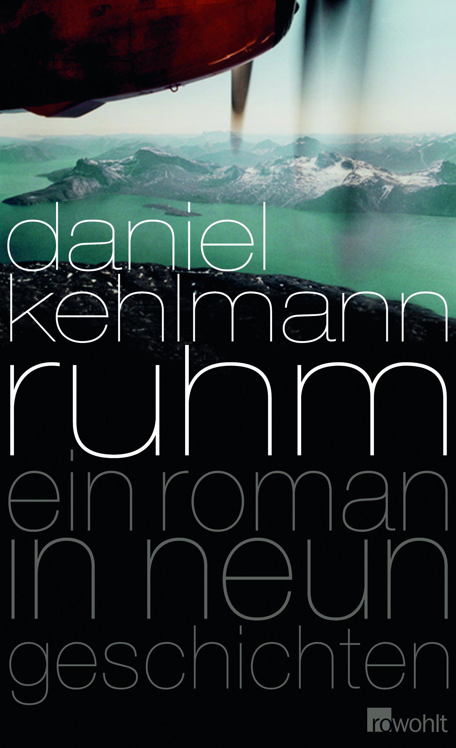 Daniel Kehlmann: Ruhm Buchcover